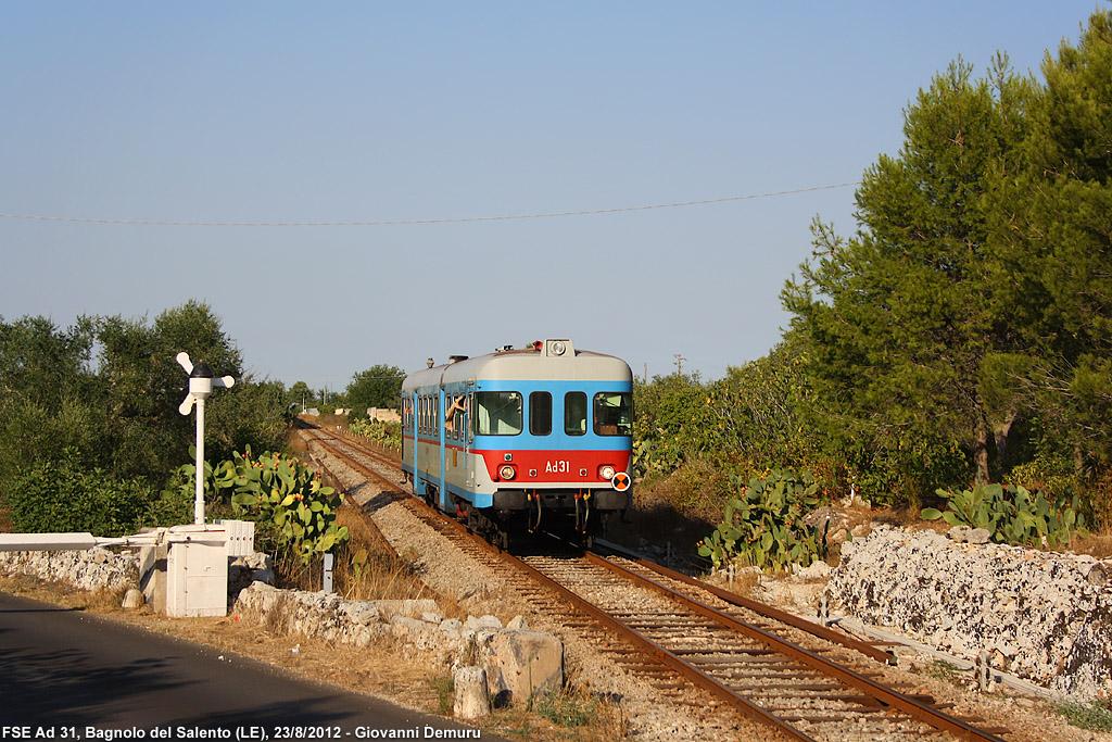Antologia di ferrovie concesse 2 40 stagniweb - Bagnolo del salento ...