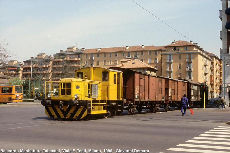 Fs classic 44 stagniweb - Stazione porta vittoria milano ...