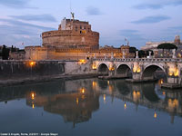Lungo il Tevere - Castel S.Angelo 1.