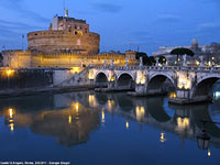 Lungo il Tevere - Castel S.Angelo 2.