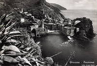 Grand Tour 1950! - Vernazza.