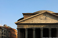 Roma nell'estate - Pantheon.