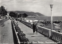 Grand Tour 1950! - Diano Marina.