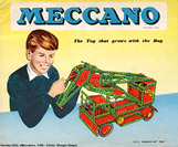 Clockwork Trains, gauge 0 (32 mm) & Meccano - Meccano.