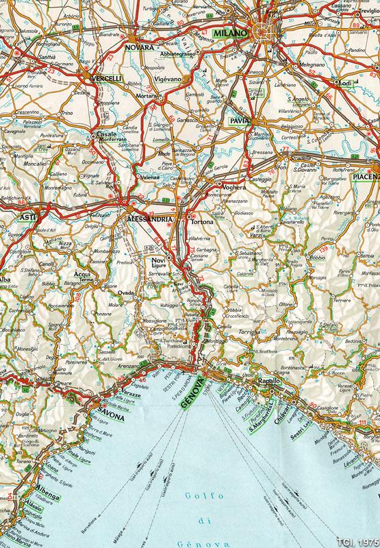 Cartina Stradale Liguria Ponente.Mappe Storiche Piemonte Liguria E Lombardia 12 Stagniweb