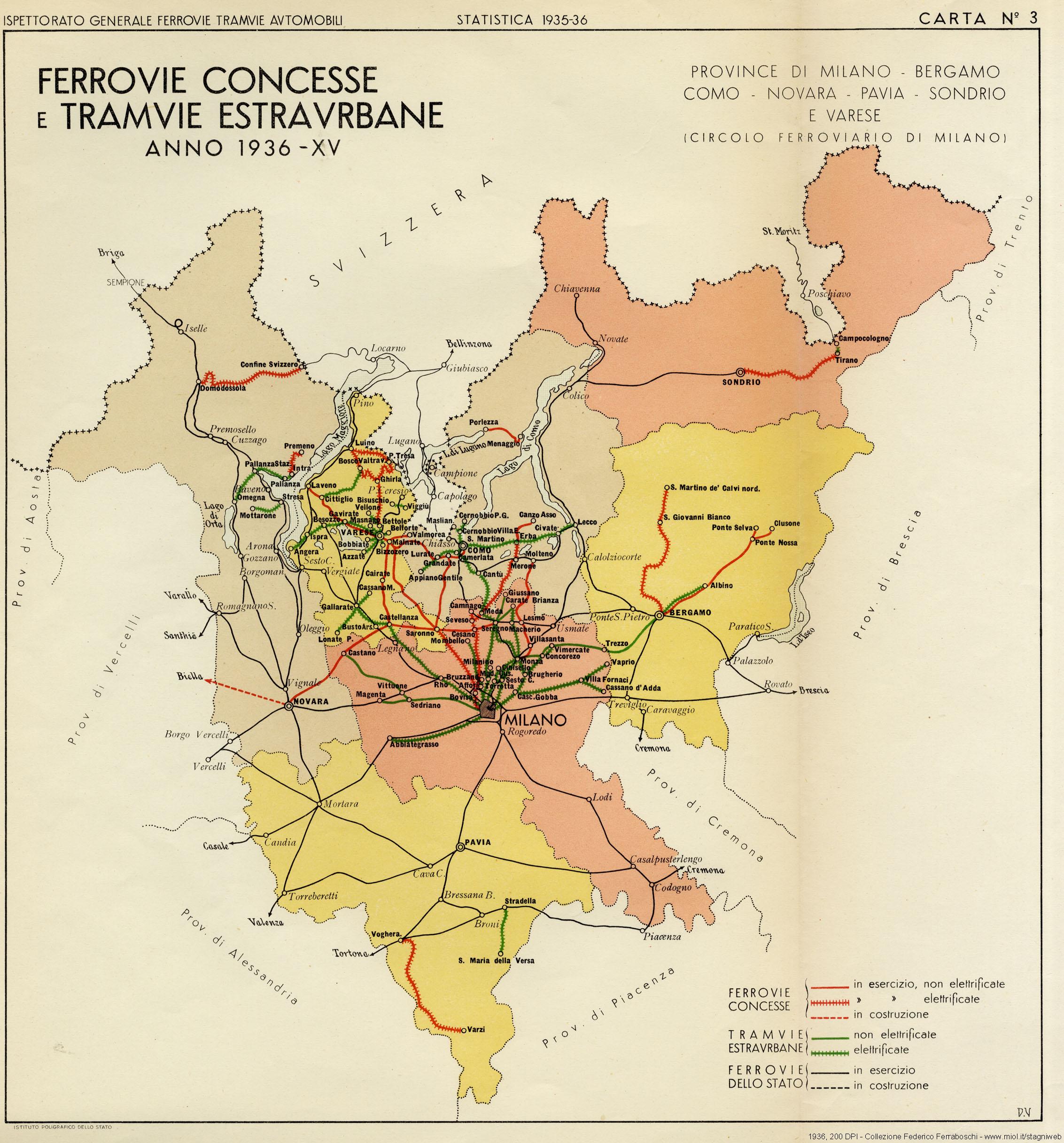 Cartina Ferroviaria Roma